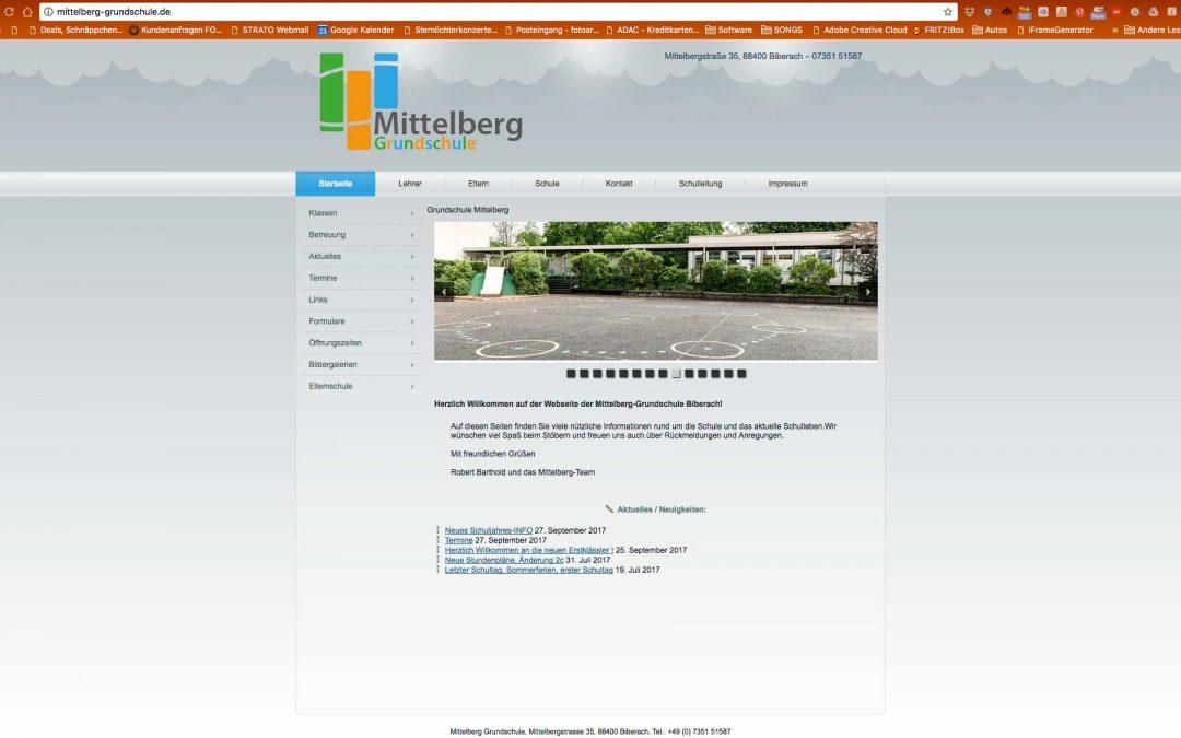 Grundschule Mittelberg – Biberach